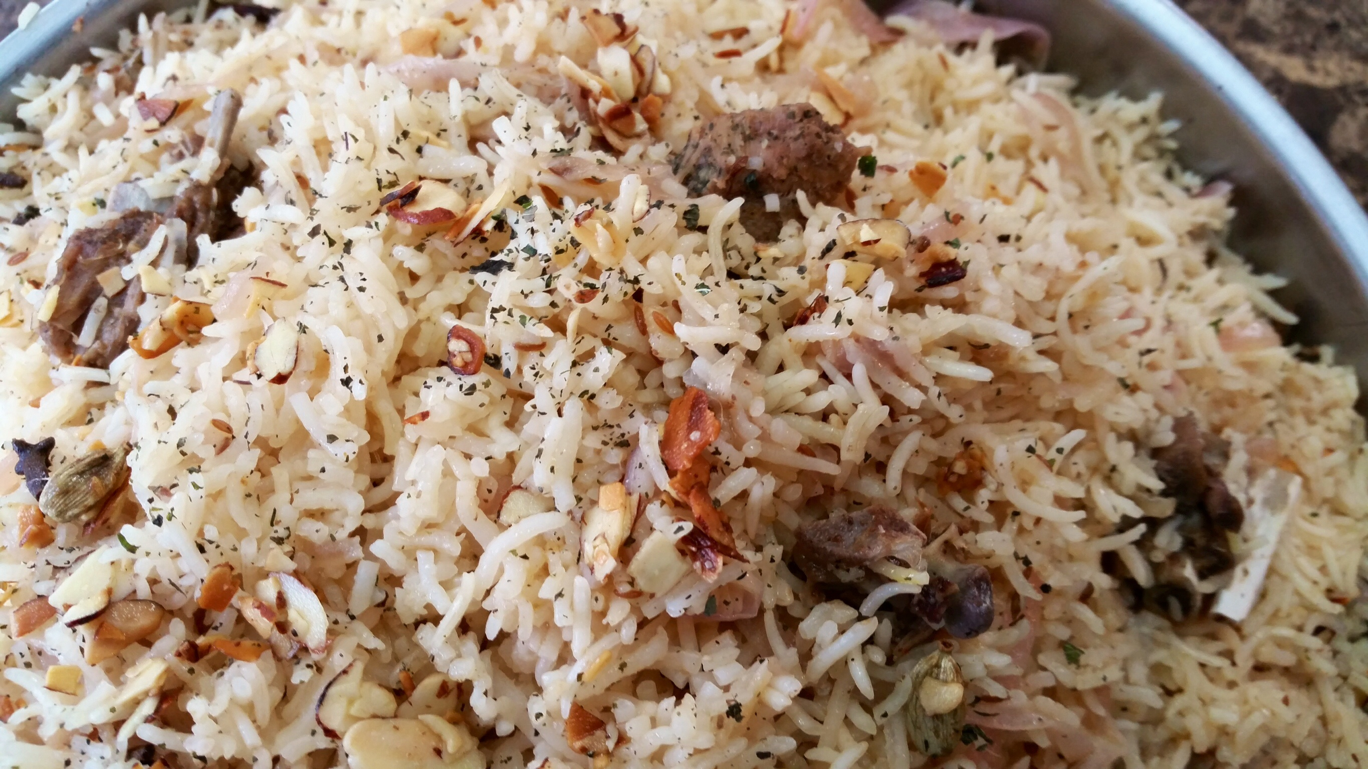 Pictures Vegetable Yakhni Pulao Recipe Veg Yakhni Pulao Pictures