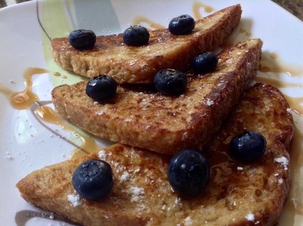 Sweet Buttermilk French Toast - Foodfellas 4 You