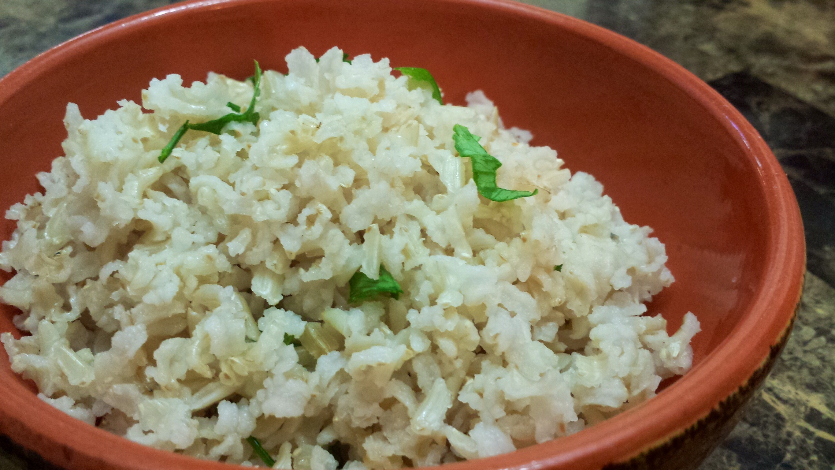 how to cook soft brown rice